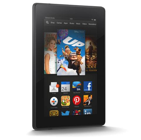Kindle fire HD portrait