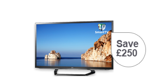 LG 42 inch Smart 3D Full HD LED TV