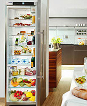 liebherr Tall Fridges