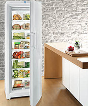 liebherr Tall Freezers