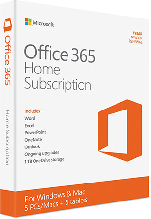Office Home Subscription
