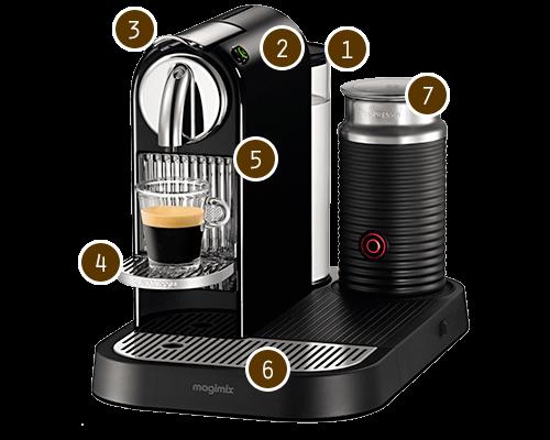 Nespresso Citiz And Citiz Amp Milk Coffee Makers Currys