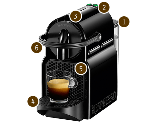 See The Full Range Of Inissia Coffee Makers Currys