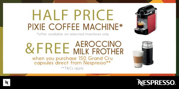 Nespresso Coffee Machines