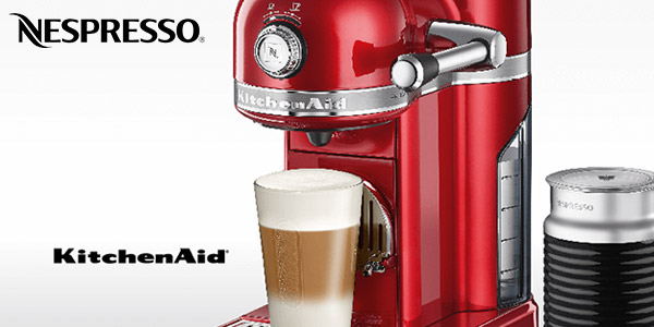 Nespresso KitchenAid Machines