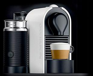 Nespresso ristretto machine