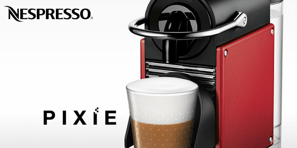 Nespresso Pixie Machines