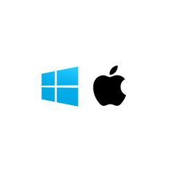 Windows, Apple