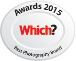 Which? Best Photography Brand 2015