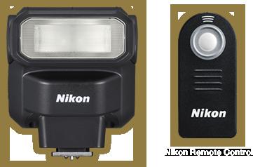 View Nikon accessories