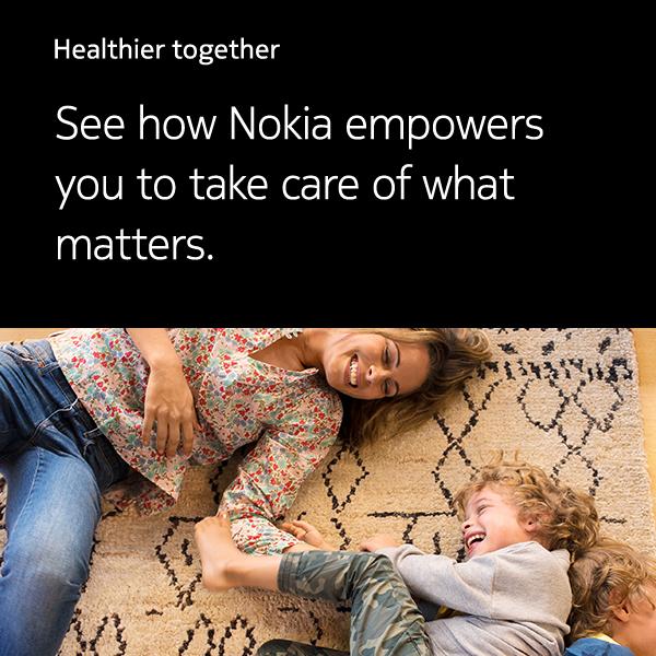 Nokia - Healthier together