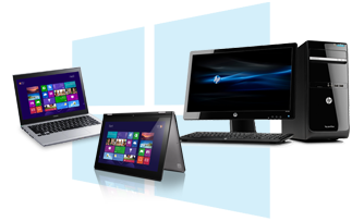 Windows computing devices