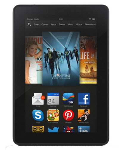 HP Slate 7 7inch Tablet Gift Box - 16 GB