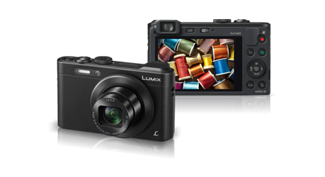 Panasonic cameras and camcorders