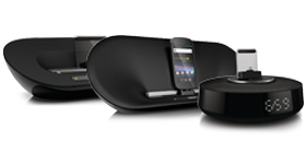 Android docking speakers