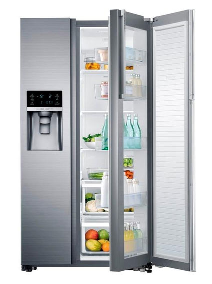 Samsung american fridge freezer sale