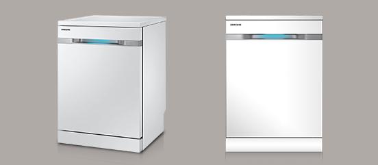 Samsung DW60H9950FW - White