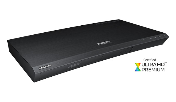 Samsung UHD Blu-Ray player