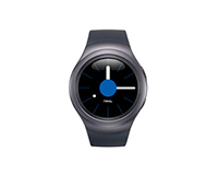 Gear S2 Sport Dark Gray