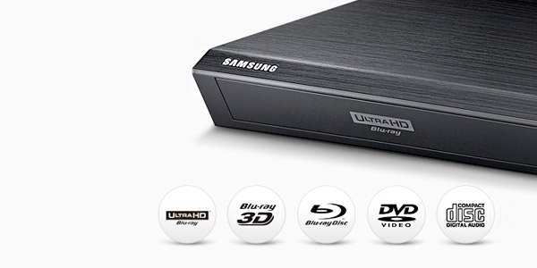Samsung 4K UHD Blu-Ray player