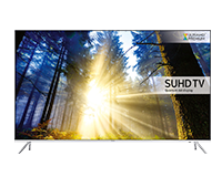 Samsung KS7000 Flat SUHD Quantum dot TV