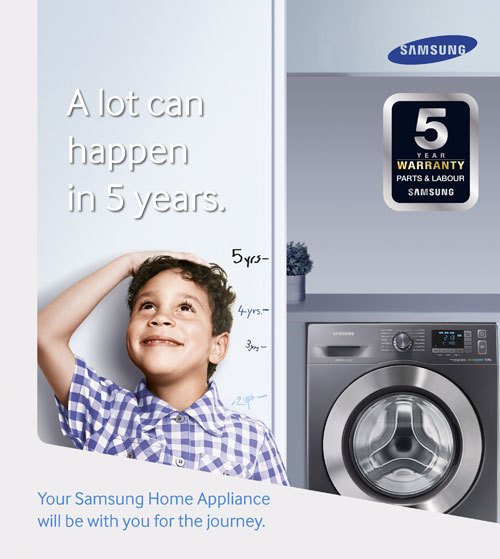 samsung washing machine vibration