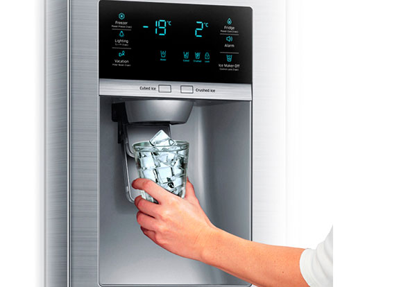 Ice & Water Dispenser