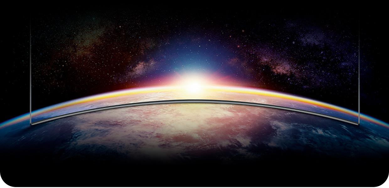 Samsung Space Background