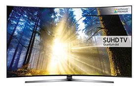 Samsung KS9800 eligible for 10 year screen burn warranty