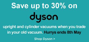 Save on Dyson