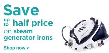 Save On Vacuum Cleaners And Irons In Spring Clean Event