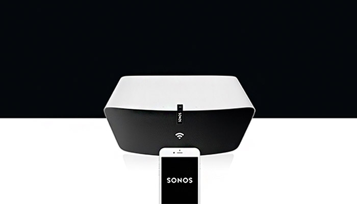 Sonos is simple to set up