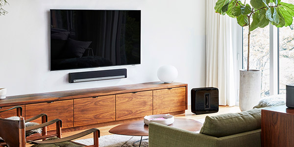 Sonos from your TV