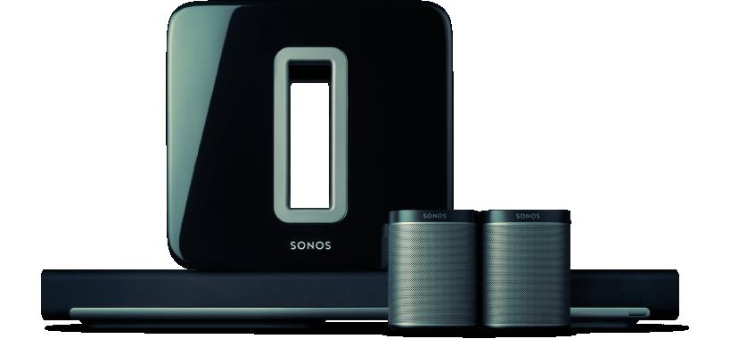 Sonos Home Entertainment