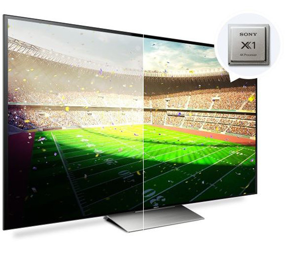 Sony 4K Ultra HD TVs – Experience Ultra HD Now