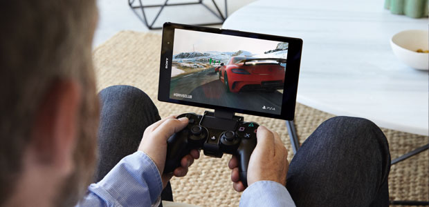 Xperia Z3 Tablet great for gaming