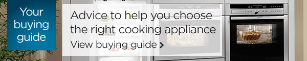 Cooking buying guide