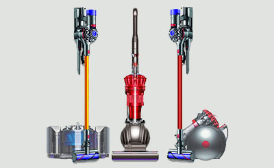 All Vacuum Cleaners