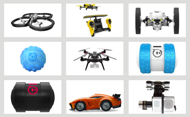 Smart toys and gadgets