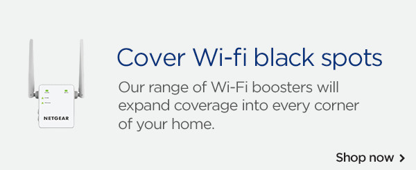 Cover Wi-fi black spots