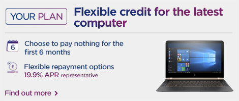 Flexible credit for the latest tech