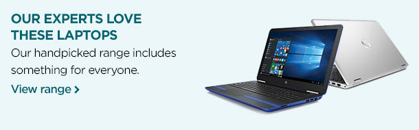 Our experts love these laptops