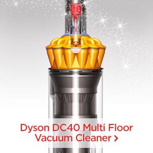 Dyson DC40 Multi Floor Vacuum Cleaner