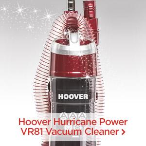 Hoover Hurricane Power VR81 Vacuum Cleaner