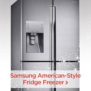 Samsung American-Style Fridge Freezer
