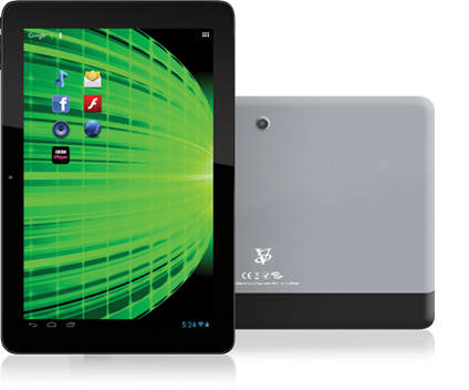 10 inch ANDROID 4.1 MULTI-TOUCH TABLET