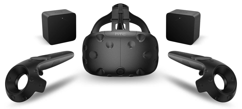 Vive Virtual Reality