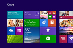 Customize your Start screen.