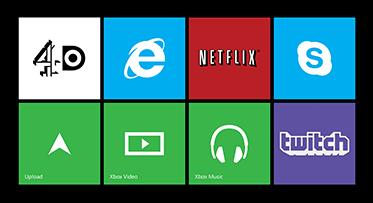 Xbox 360 screen